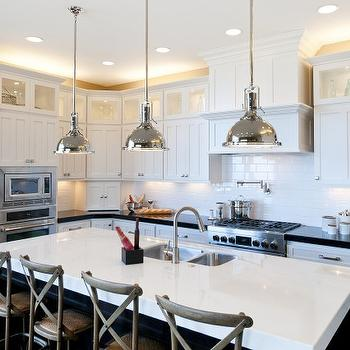 Island Dual Sink, Transitional, kitchen, Candlelight Homes