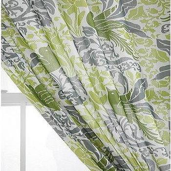 UrbanOutfitters.com > Bird Flourish Curtain