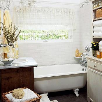 Awesome Clawfoot Tub Bathroom Design Images