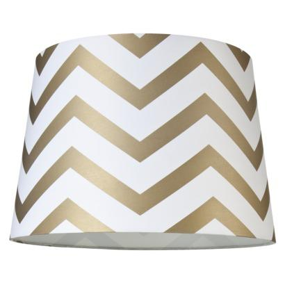 Mix and match lamp shade chevron lamp shade target aloadofball Image collections
