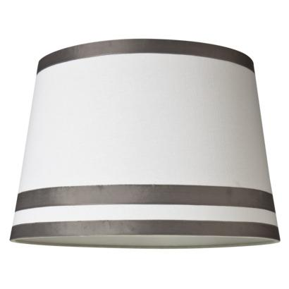 Mix And Match Lamp Shade Trimmed Shade White Target
