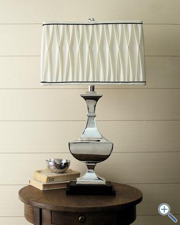 Rectangle urn table lamp garnet hill