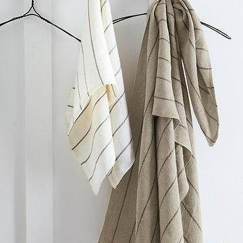 Eileen Fisher Linen Bath Towels