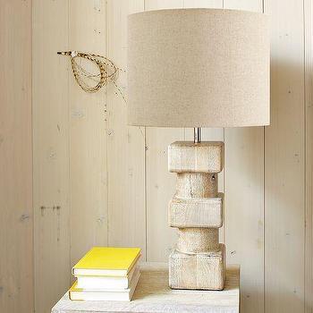 Totem Table Lamp, west elm