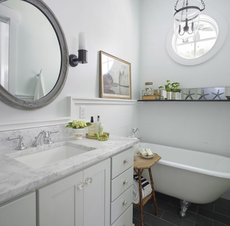 Coastal bathroom cottage bathroom rethink design studio for Coastal bathroom design