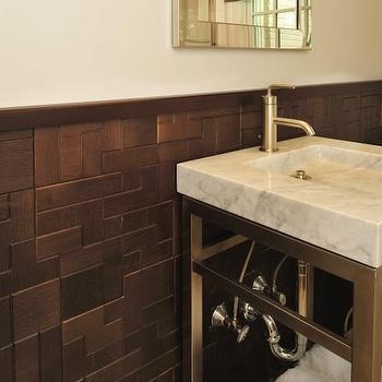 Jamie Beckwith Tiles, Contemporary, bathroom, Beckwith Interiors