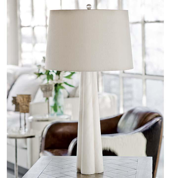 Ivory Lamps For Bedside Table