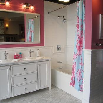 Good Pink Girlu0027s Bathroom