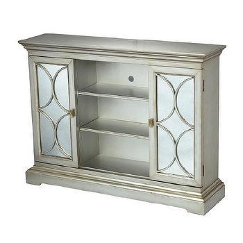 Brownstone Tr002 Treviso Chest Decorative Storage Cabinet