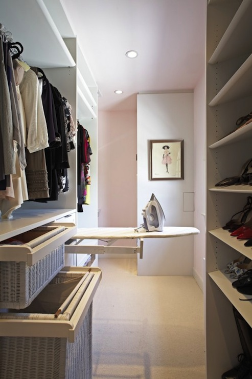 Girly Closet Design Ideas