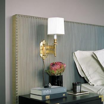 Accordion Sconce, Contemporary, bedroom, Curated