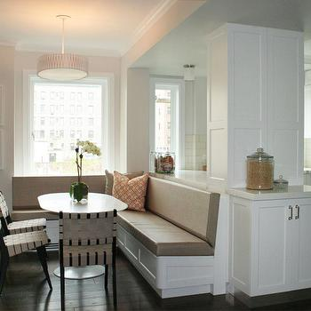 Built In Dining Banquette