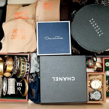 Jewelry Drawer, Contemporary, closet, The Coveteur