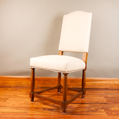 Linen Dining Chairs Look 4 Less and Steals and Deals