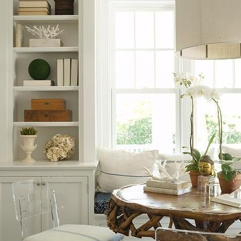 Lucite Chair, Cottage, den/library/office, Orrick and Company