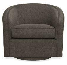 Amos Swivel Chair, Room & Board