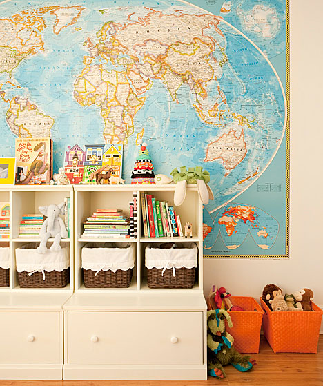 Kids bookshelf traditional boys room the brooklyn home company kids bookshelf gumiabroncs Choice Image