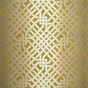 Ombre Maze, Saffron Indoor Upholstery Fabric, Fabric Copia