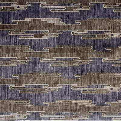 Sora Velvet, Lilac/Plum Indoor Upholstery Fabric, Fabric Copia