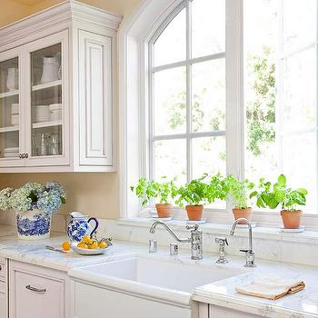 Paneled dishwasher design ideas for Kitchen cabinets lowes with herb wall art