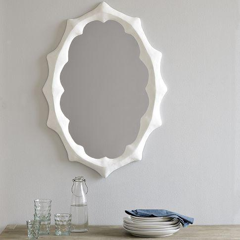 Washroom Mirror I Anthropologie Com