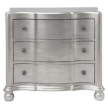 Z Gallerie Jules Platinum Chest