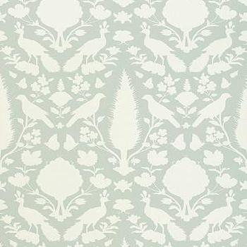 Decoratorsbest detail1 sch 173563 chenonceau for Schumacher chenonceau charcoal wallpaper
