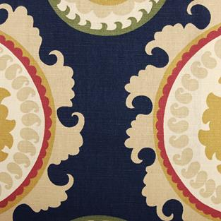 72054 Blue Indoor Upholstery Fabric Fabric Copia