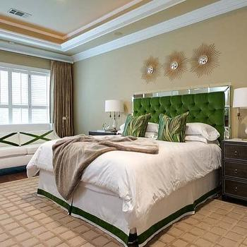 dark green headboard design ideas, Headboard designs