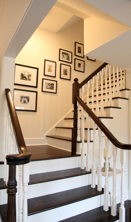 Photo Walls - Traditional - entrance/foyer - Angie Gren Interiors