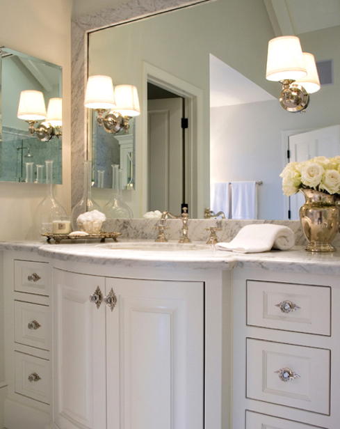 Bathroom Vanity Knobs bathroom cabinets knobs - best bathroom hardware ideas on