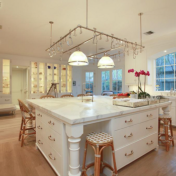 Oversized Kitchen Island