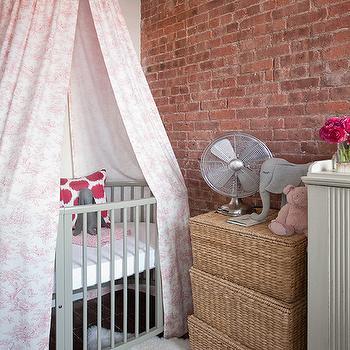 Crib Canopy & Canopy Crib Design Ideas