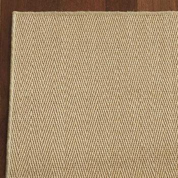 Herringbone Sisal Rug, Ballard Designs