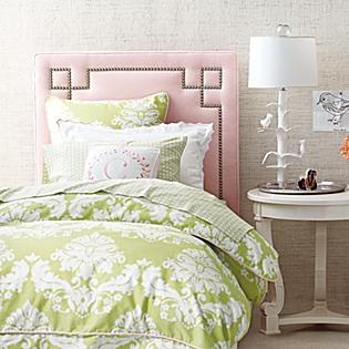 Caroline Green And Pink Girls Bedding For Girls Rooms