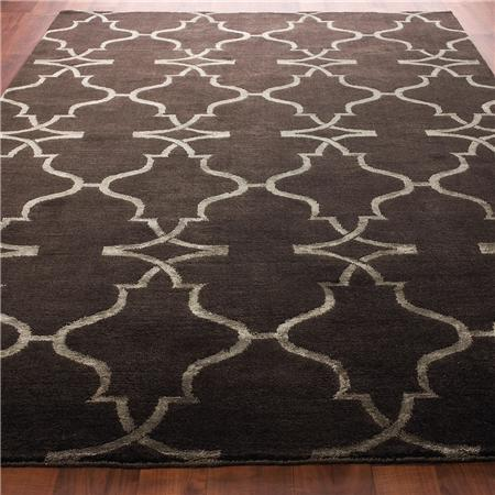 Hand Knot Diamond Trellis Rug: 3 Colors   Shades Of Light
