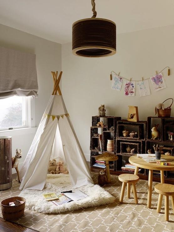 Boys Playroom Contemporary Boy 39 S Room Jute Interior