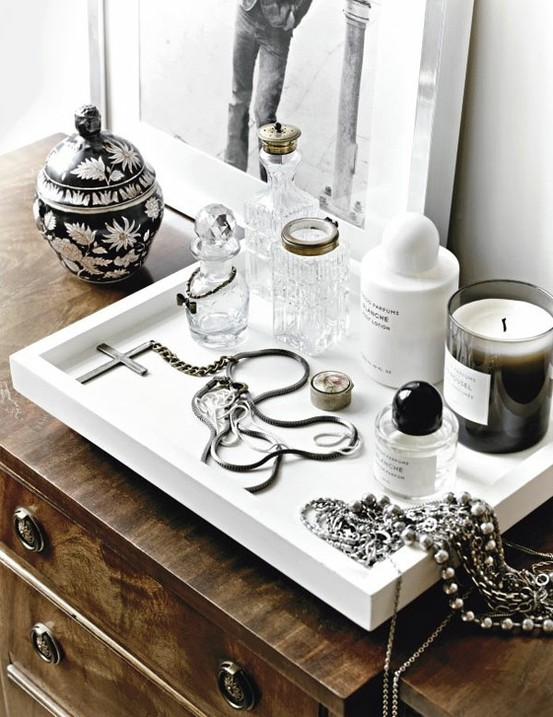 Vanity Tray Design Ideas
