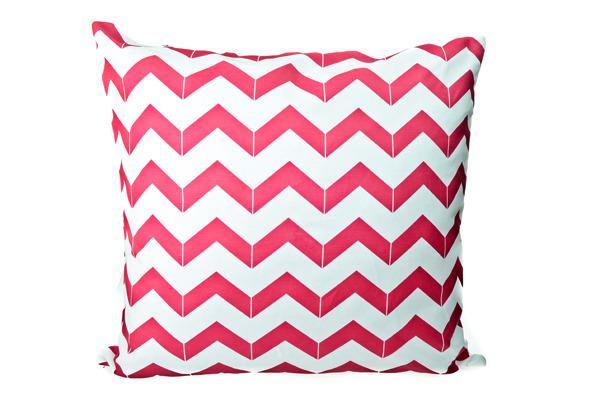 Decorative Chevron Pillow