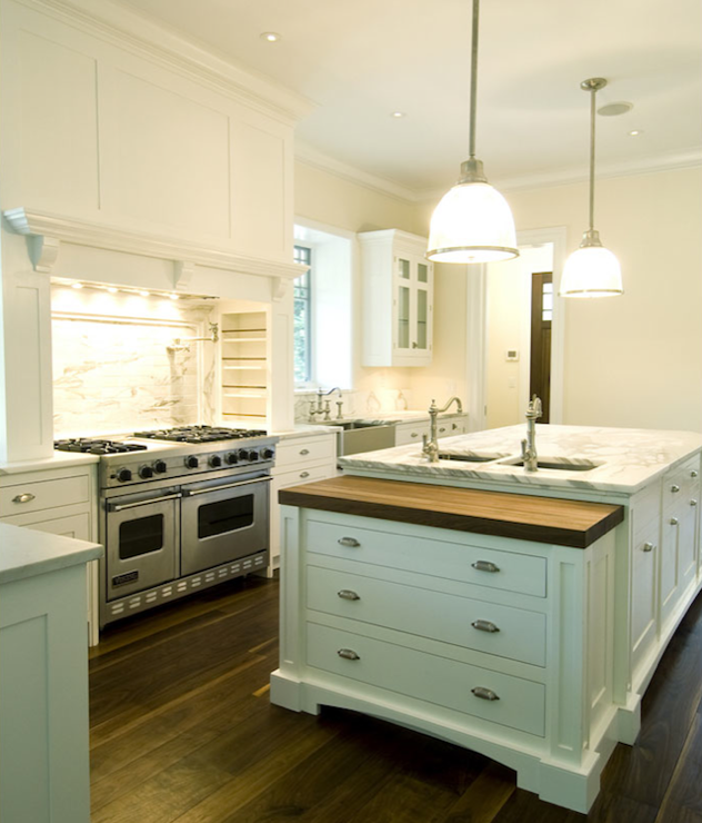 Drop Down Cabinet - Transitional - kitchen - Bakes and Company