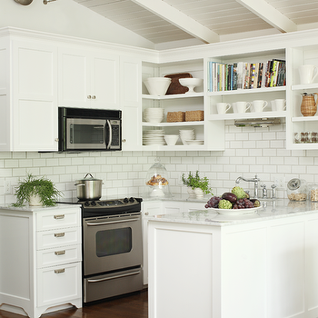 Kitchen Design Ideas Open Shelving kitchen open shelving design ideas