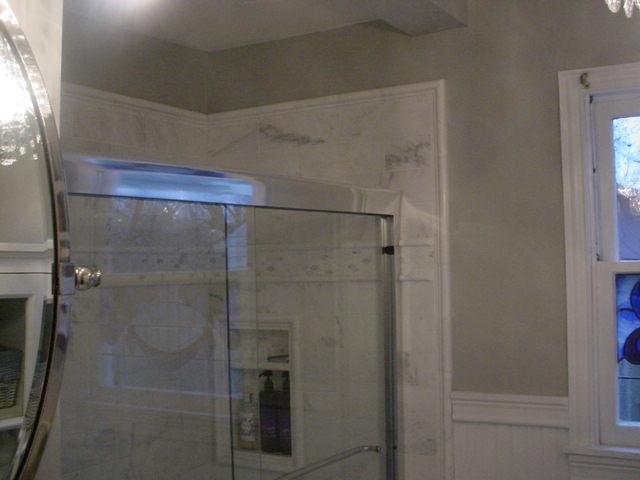 Snow White Marble Traditional Bathroom Farrow Amp Ball