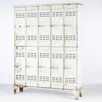 White Lockers, South of Market