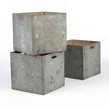 Zinc Boxes, South of Market