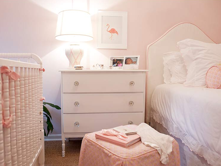 Nursery and guest room for Benjamin moore pristine