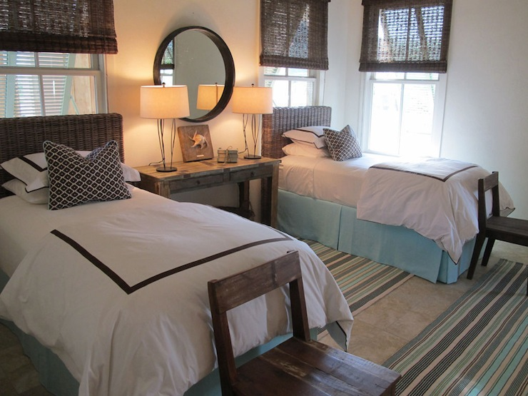 Seagrass Headboard Cottage Boy 39 S Room Elizabeth