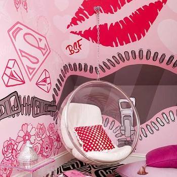 Pink Girlu0027s Room