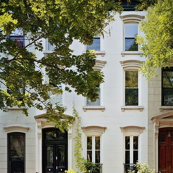 Row House, Traditional, home exterior