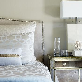 Borghese Nightstand, Transitional, bedroom, House & Home