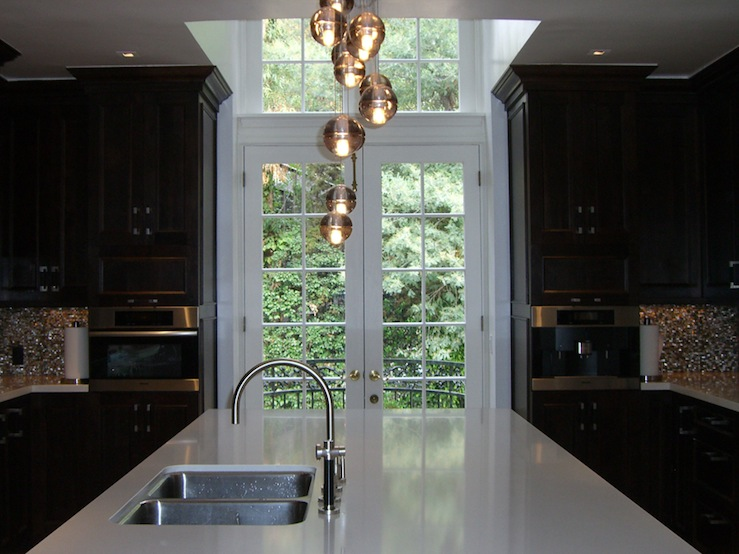 Superieur French Doors KItchen